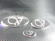 """Borrego / Mohave VIP Style """"V"""" Emblem Package"""