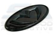 i30 / Elantra Touring M&S Black 3 Piece Emblem Package
