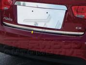 Forte Chrome Rear Deck Garnish