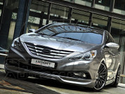 2011+ Sonata i45 Ixion Body Kit Type 2