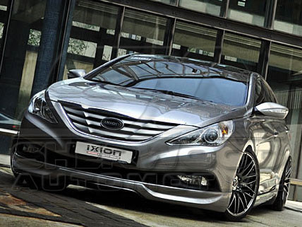2011 Sonata I45 Ixion Body Kit Type 2 Korean Auto Imports