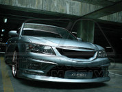 09+ Sonata Cuper Front Bumper w/ Grill