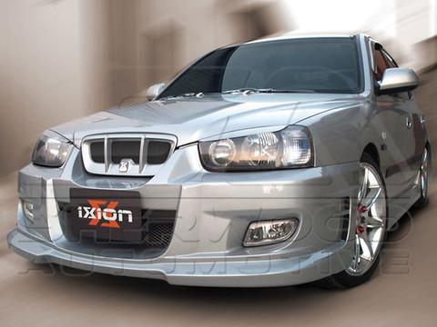 elantra xd 5 door sport ixion body kit korean auto imports. Black Bedroom Furniture Sets. Home Design Ideas