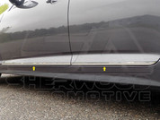 2011+ Optima K5 Chrome Rocker Panel Trim