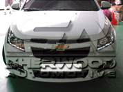 Chevy / Holden Cruze Audi Style LED Headlights Type 2