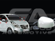 Chevy / Holden Spark Chrome Mirror Covers