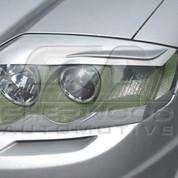 07+ Tiburon Rotec Headlight (Lower) Eyelines