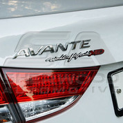 "2011+ MD Elantra ""Wind Craft"" Mini Emblem"