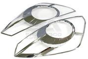 Grand Starex Chrome Headlight Covers