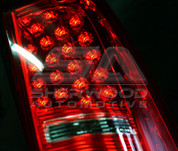 Grand Starex LED Taillights