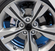 Veloster Black Sport Wheel 18""