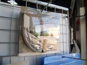 Folding Sun Shade standard size