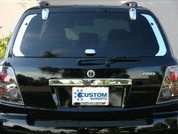 03-06 Sorento Chrome Window Moldings