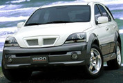 Sorento Ixion Body Kit