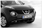 2010+ Nissan Juke decorative strip for front bumper