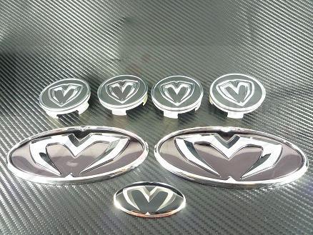 2011+ Forte Hatchback Deluxe M&S Emblem Package