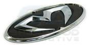 2010+ Santa Fe  M&S Chrome GRILL TRUNK STEERING Emblem Pack
