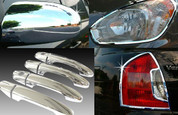 2006-2010 Accent / Verna Best Sellers Chrome Trim Package