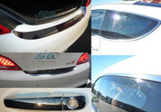 Genesis Coupe Best Sellers Chrome Trim Package