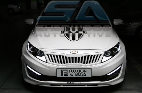 2011+ Optima K5 FNB Front Bumper Valance