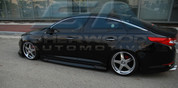 2011+ Optima NEFD K5 K51U Side Skirts 2pc