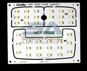 2012+ Rio 5 door FULL LED Interior Module Package 9pc