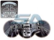 Grand Starex Carbon Look Interior Dash Trim Kit
