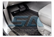 09+ Sportage CARBOX European All Weather Molded Floor Mats