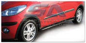 i10 Body Styling Kit Fender Moldings Side Skirts