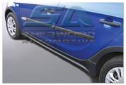 i20 5 door Body Styling Kit Fender Moldings Side Skirts