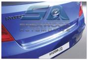 i30 / Elantra Touring Stainless Steel Rear Trunk Garnish Strip