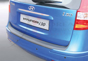2010 - 2012 i30 Estate CW MOLDED Rear Bumper Paint Guard Protector