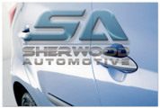 ix20 Stainless Steel Chrome Door Handle Covers