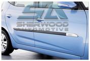 ix20 Premium Door Molding Protector Set 4pc