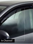 Chevy Spark 4 door In-Channel Visors 4pc