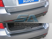 2011 + Korando C MOLDED Rear Bumper Paint Guard Protector