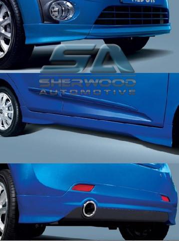 2012 Aveo Body Kit Korean Auto Imports