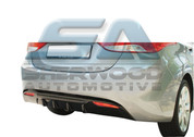 2011 + Elantra MD ABS Rear Bumper Diffusor