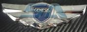 Grand Starex H1 GENESIS WING Badge Emblem Logo