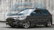 2010 + Tucson IX FNB VEGA Body Kit