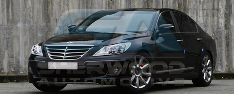 2012+ Genesis Sedan FNB Body Kit