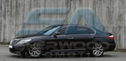 2012+ Genesis Sedan FNB Side Skirts 2pc