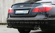 2012+ Genesis Sedan FNB Rear Bumper Diffusor