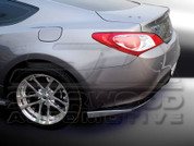 2013 + Genesis Coupe M&S Rear Bumper Diffusors