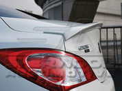 2013 + Genesis Coupe M&S Rear Spoiler