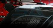 2010 + Santa Fe CM Luxgen Wing Rear Spoiler