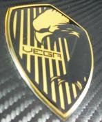2013 + Genesis Coupe FNB VEGA Shield Badge