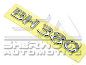 2013 + Genesis Coupe BH380 Chrome Emblem