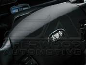 """2013 + Genesis Coupe """"Luxury Generation"""" Steering Wheel Emblem"""