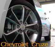 "Chevy / Holden Cruze 24pc 17"" Wheel Decal Set"
